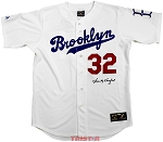 Sandy Koufax Autographed Brooklyn Dodgers Authentic Jersey