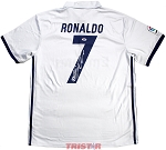 Cristiano Ronaldo Autographed Real Madrid Authentic Jersey