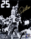 Doug Flutie Autographed Boston College Hail Mary 8x10 Photo