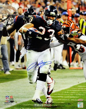 Arian Foster Autographed Houston Texans 16x20 Photo