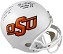 Barry Sanders & Thurman Thomas Autographed Inscribed OSU Helmet