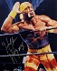 Hulk Hogan Autographed Listening 16x20 Photo