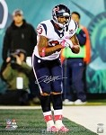 Arian Foster Autographed Houston Texans Namaste 16x20 Photo