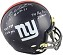 Y.A. Tittle Autographed New York Giants Authentic Throwback Helmet