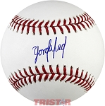 Yordan Alvarez Autographed Major League Baseball