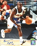 Brevin Knight Autographed Cleveland Cavs 8x10 Photo