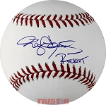 Roger Clemens Autographed Major League Baseball Inscribed Rocket