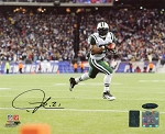 LaDainian Tomlinson Autographed New York Jets 8x10 Photo