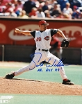 Scott Williamson Autographed Cincinnati Reds 8x10 Photo NL ROY 99