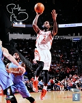 Patrick Beverley Autographed Houston Rockets 8x10 Photo