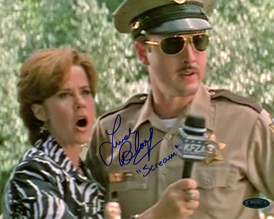 Linda Blair Autographed Inscribed Scream 8x10 Photo