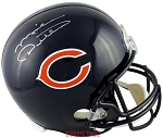 Mike Ditka Autographed Chicago Bears Full Size Replica Helmet
