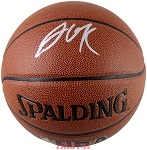 Jahlil Okafor Autographed Spalding NBA Indoor/Outdoor Basketball