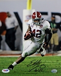 Eddie Lacy Autographed Alabama Crimson Tide 8x10 Photo