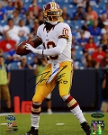 Robert Griffin III Autographed Washington Redskins 8x10 Photo