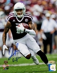 Josh Reynolds Autographed Texas A&M Aggies 8x10 Photo