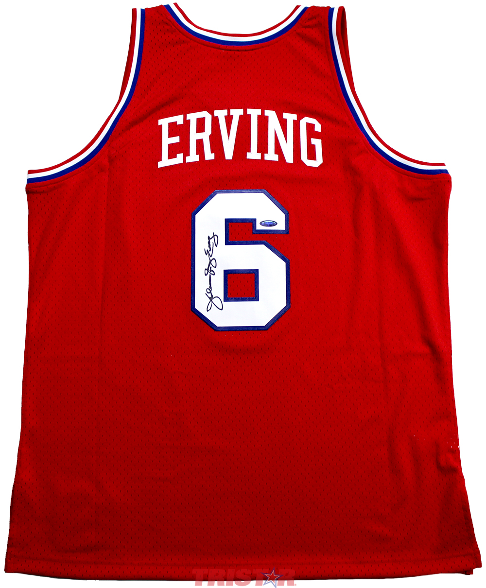 julius erving jersey