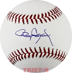 Roger Clemens Autographed Major League Baseball