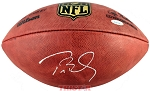 Tom Brady Autographed Official NFL Football