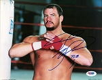 Tommy Morrison Autographed Boxing 8x10 Photo