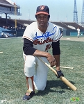Frank Robinson Autographed Baltimore Orioles 11x14 Photo
