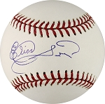 Elias Sosa Autographed Major League Baseball