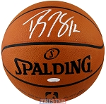 Dwight Howard Autographed Spalding Official NBA Game Basketball