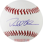 Dallas Keuchel Autographed Major League Baseball