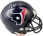 Will Fuller Autographed Houston Texans Mini Helmet