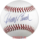 Johnny Bench Autographed Major League Baseball