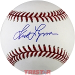 Fred Lynn Autographed Major League Baseball