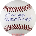 Juan Marichal Autographed Major League Baseball