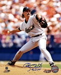 Doug Drabek Autographed Houston Astros 8x10 Photo Inscribed 90 NL CY