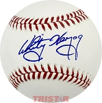 Whitey Herzog Autographed Major League Baseball