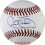 Cecil Fielder Autographed Official Major League Baseball