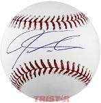Josh Hamilton Autographed Major League Baseball