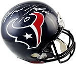 DeAndre Hopkins Autographed Houston Texans Full Size Helmet