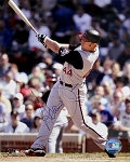 Adam Dunn Autographed Cincinnati Reds 8x10 Photo