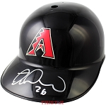 Miguel Montero Autographed Arizona Diamondbacks Full Size Batting Helmet