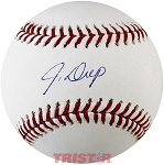 Jon Duplantier Autographed Major League Baseball