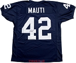 Michael Mauti Autographed Penn State Nittany Lions Custom Jersey