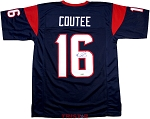 Keke Coutee Autographed Houston Texans Custom Jersey