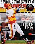 George Springer Autographed Astros Sports Illustrated Cover 16x20 Photo
