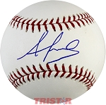 Alex Reyes Autographed Major League Baseball