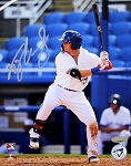 Kacy Clemens Autographed Toronto Minor League Dunedin Blue Jays 8x10 Photo