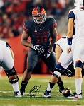 Ed Oliver Autographed Houston Cougars 16x20 Photo Inscribed 3x AA