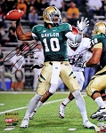 Robert Griffin III Autographed Baylor Bears 16x20 Photo Inscribed Heisman '11