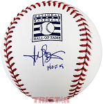 Harold Baines Autographed Hall of Fame Baseball Inscribed HOF 19