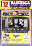 TRISTAR World's Greatest Card Chase Pack Edition - Derek Jeter Series - 12 Pack Yellow Box