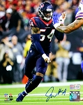 Jacob Martin Autographed Houston Texans 8x10 Photo